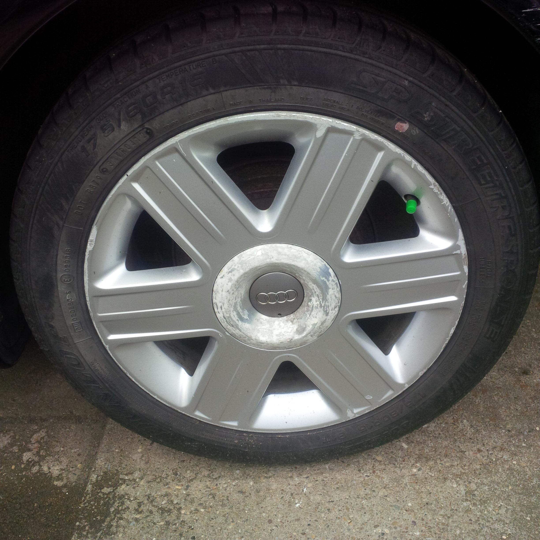Naafkapjes - Audi A2 forum